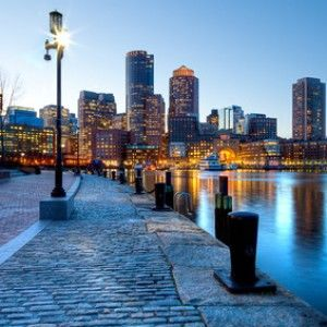 Boston Travel City Facts