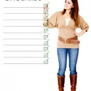 Study Abroad Checklist