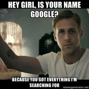 is your name google