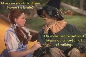DOROTHY TALKING