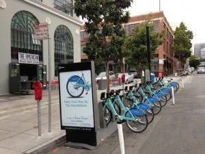 Bay Area Bike Share Station