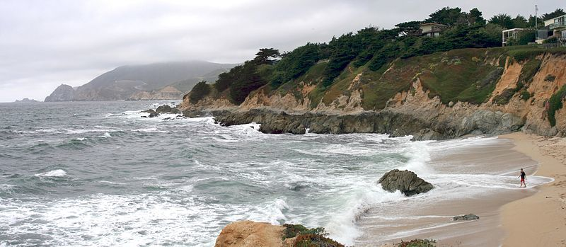 Montara State Marine Reserve & Pillar Point State Marine Conservation Area