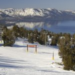 students visit lake tahoe