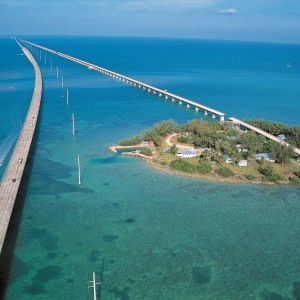 Bridge Miami to Key West