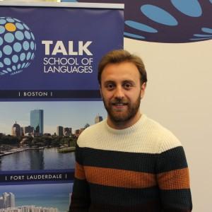 TALK Boston student testimonial
