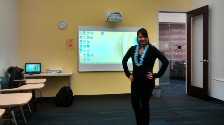 esl teacher at TALK Boston