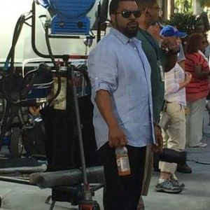 """The motion picture """"Ride Along 2″, starring Kevin Hart and Ice Cube, brought their production to the TALK Miami English Language Center on Brickell Avenue last week."""