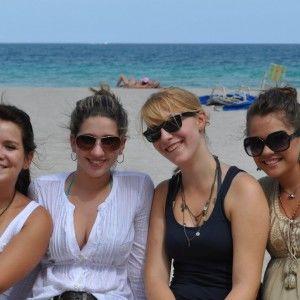 TALK Fort Lauderdale Students-Las Olas Beach