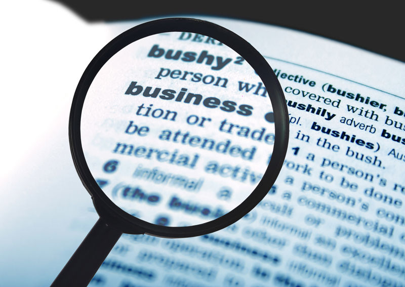 Business Dictionary for the ESL student | TALK English s - Blog