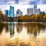 Atividades especiais de inverno da TALK Atlanta