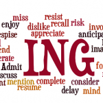 The gerund phrase works in a sentence as a noun, but they are verbs ending with –ing, which operate as nouns. Thus, as functioning nouns, they can be the subject, the subject complements or the object part of the sentence structure.