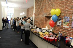 International Food Day Potluck