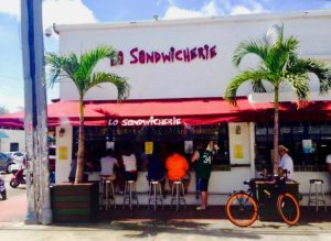 Miami Beach restaurants
