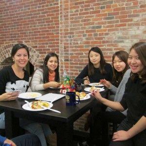 TALK Boston student activities