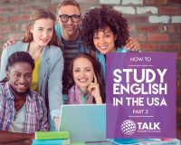 How To Study English in the USA Part 3